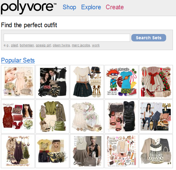 outfit creator - Polyvore: Create Your Own Outfits & Share With Others Online