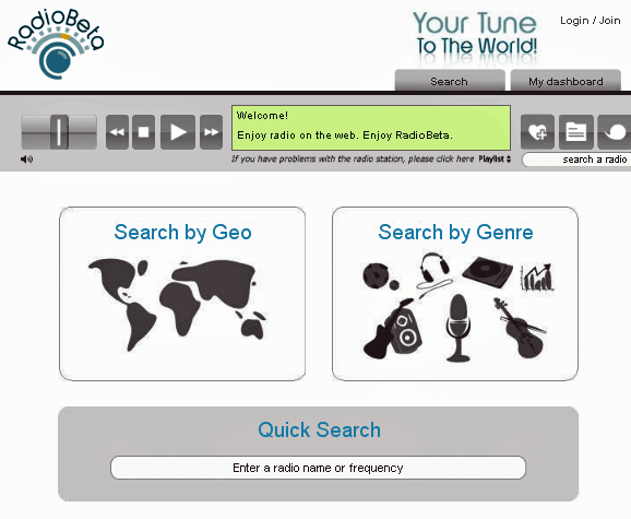 find online radio stations