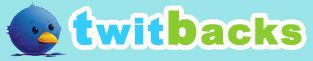 15 Twittery Things for Your Holiday Enjoyment twitback logo bird
