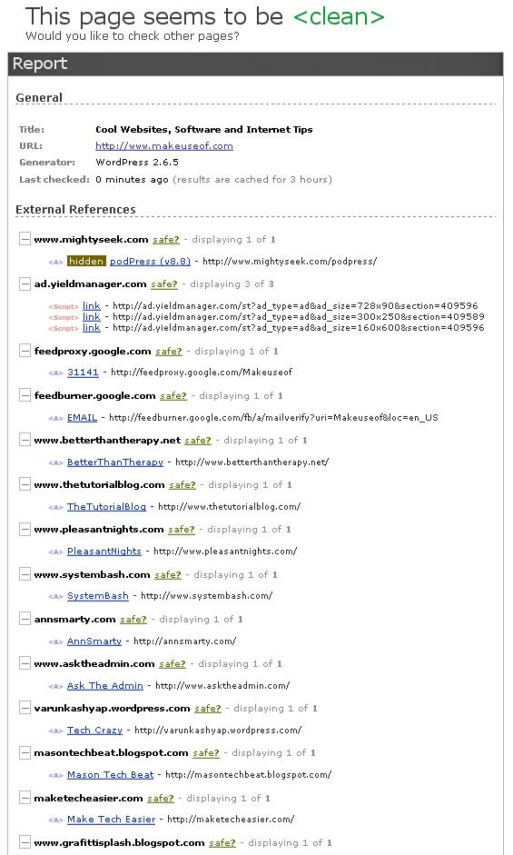 website security audit