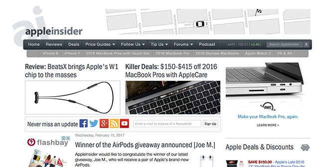 20+ Websites Every Apple Fan Must Bookmark appleinsider
