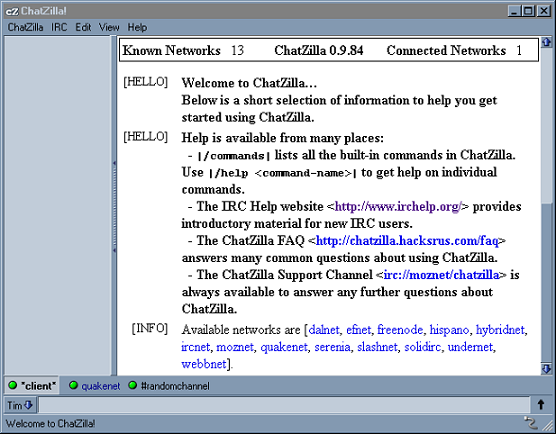 How To Create Your Own IRC Chat Channel