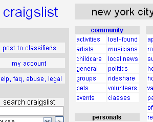 5 Tools to Make Craigslist Even More Useful