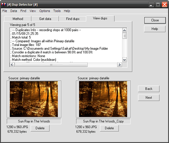 5 Ways to Find Duplicate Image Files on Windows PC