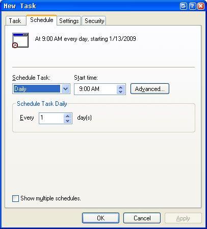 10 best free task scheduler software for windows.