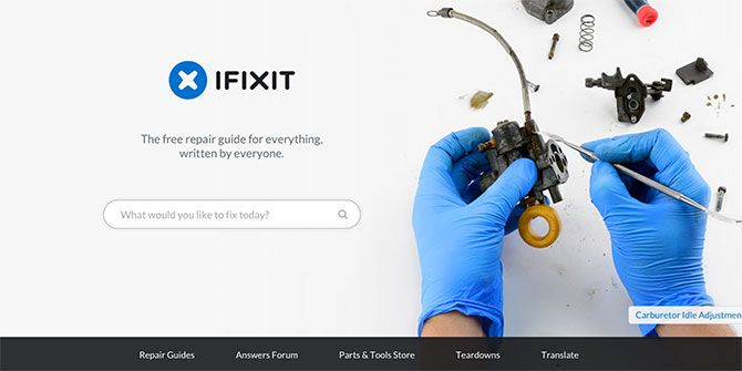 20+ Websites Every Apple Fan Must Bookmark ifixit