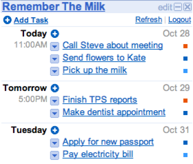 8 Easy Ways To Manage Tasks With Remember The Milk igoogle