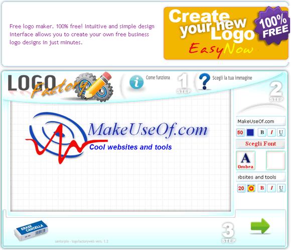 simple logo creation