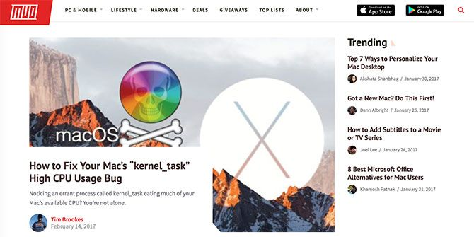 20+ Websites Every Apple Fan Must Bookmark makeuseof mac