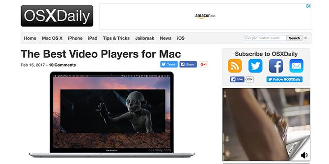20+ Websites Every Apple Fan Must Bookmark osxdaily