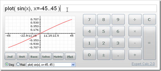 calculator to use online