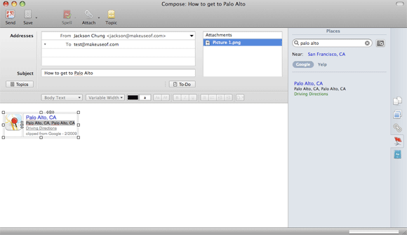 Postbox: An Alternative Email Client For Mac postbox compose new mail