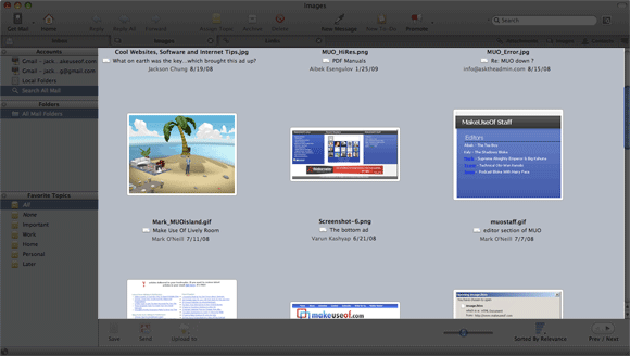 Postbox: An Alternative Email Client For Mac postbox images view