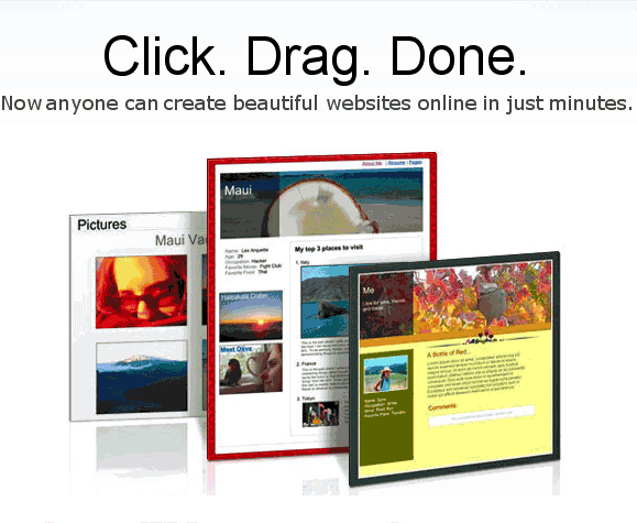 wysiwyg website builder