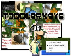 ToddlerKeys Makes Your Windows Computer Baby Friendly!
