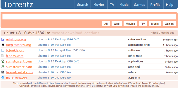 Top Torrent Search Engines for All Torrent Downloaders