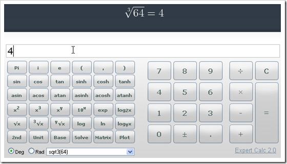calculator tool online