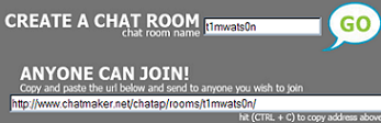 chatzy - embeddable chat room
