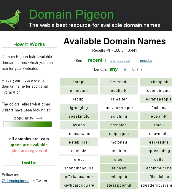 domain name finder