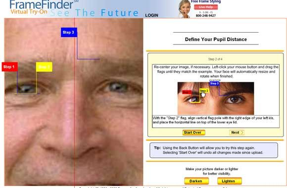 framefinder1   FrameFinder: Try Glasses On Your Photo Online