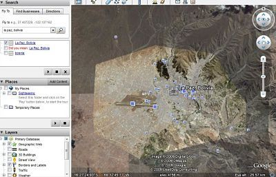 How To Use Google Earth To Investigate Conspiracy Theories