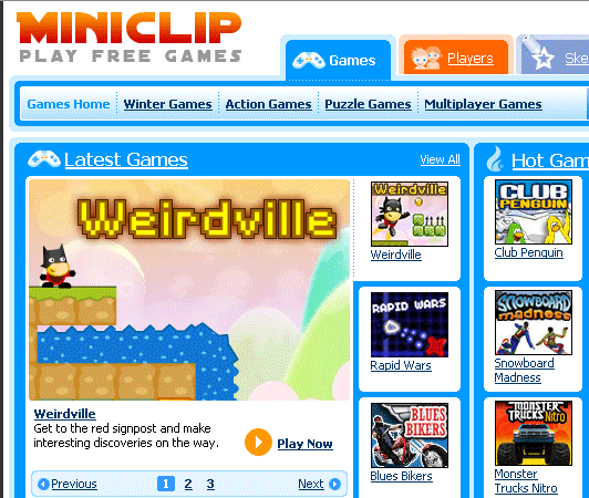 Miniclip - Free Online Casual Games image125