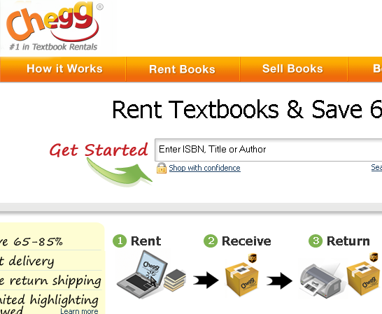 online book renting