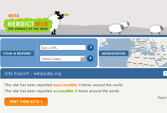 check site accessibility