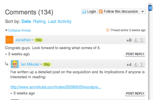 3 Commenting Systems and 3 Apps to Track Blog Comments intensedebate official blog