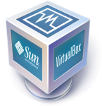 Test Drive Linux Operating Systems with VirtualBox logo vbox