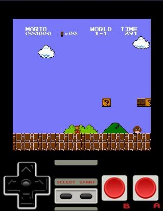 play nintendo games on iphone