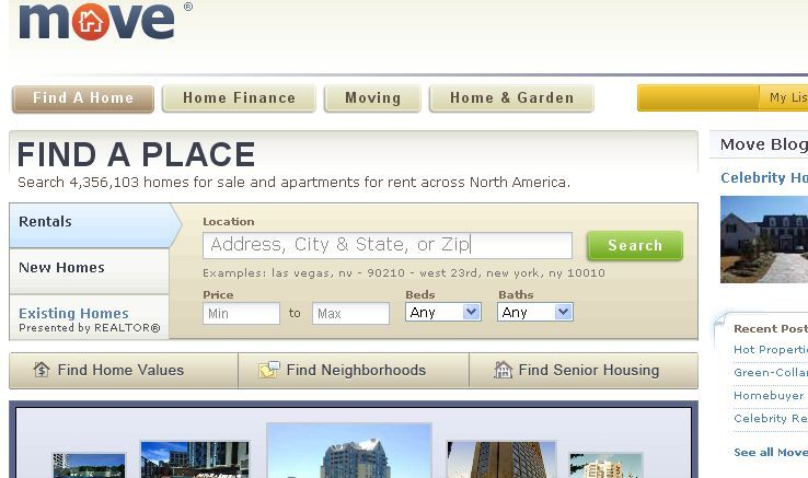Top 5 U.S. Apartment Search Engines rental11