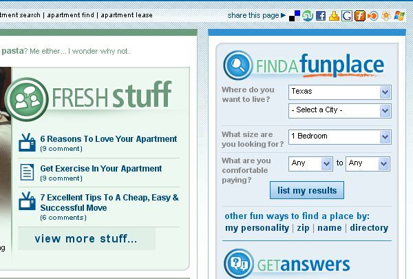 Top 5 U.S. Apartment Search Engines rental5