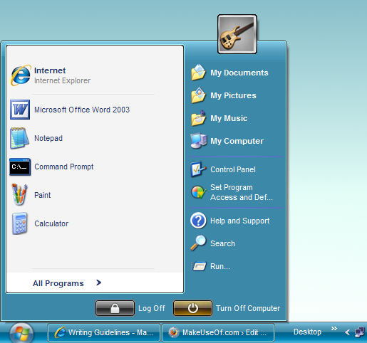 theme vista inspirat 3 for xp