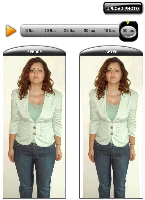 weightmirror   WeightMirror: See Yourself Thinner