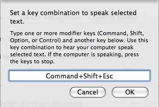 How To Use Speech Commands on Your Mac 06 speak selected text