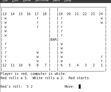 linux terminal games