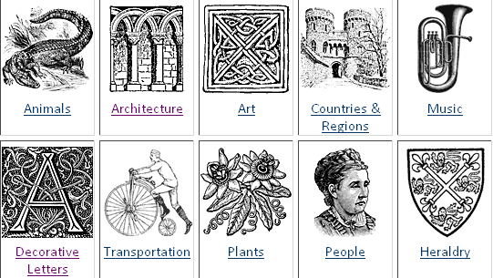 clipart resources