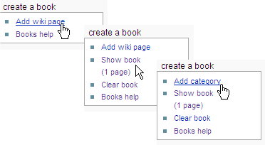How To Make Your Own Books From Wikipedia create a book