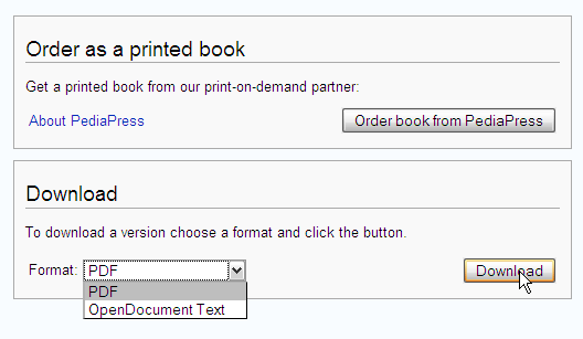 How To Make Your Own Books From Wikipedia download