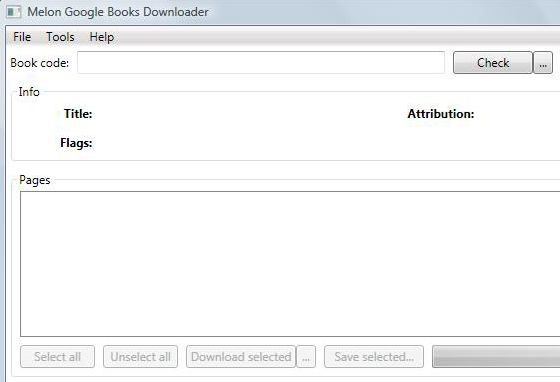 How To Download Books From Google Books empty