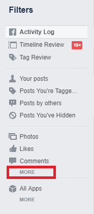 "How to ""Friend"" Someone on Facebook & Hide It From Your Status Updates facebook activity log more"