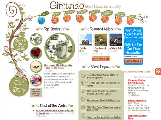 gimundo the brighter side positive content to improve - 550×409