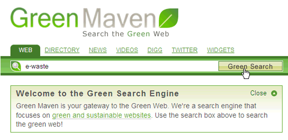 10 Search Engines to Help the Environment greenmaven