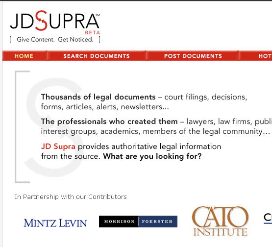 free online database of legal documents