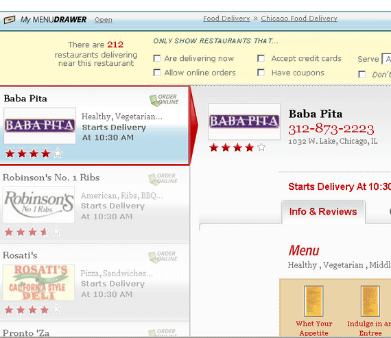 image229   GrubHub: Food Delivery Search Engine