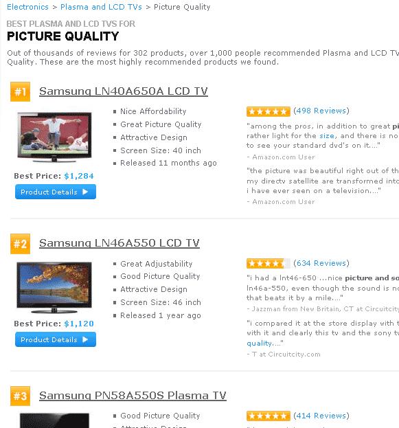 review aggregator