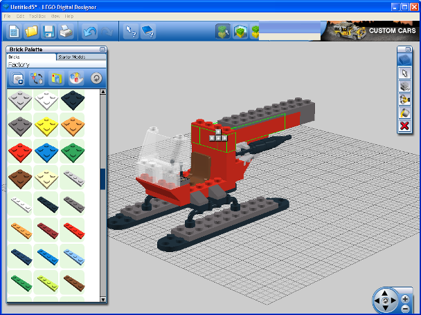 virtual lego online