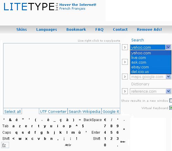 multilingual keyboard