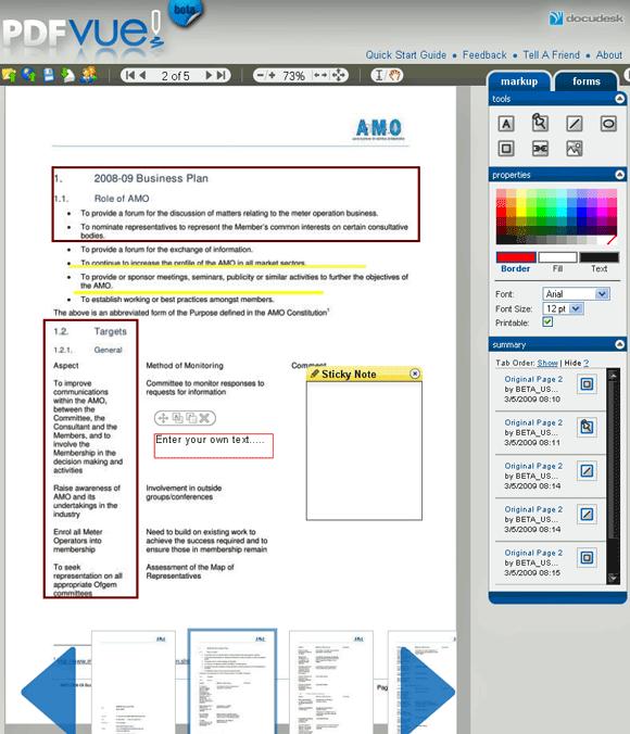 editing pdf file online